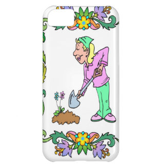 Ma digs gardens iPhone 5C case