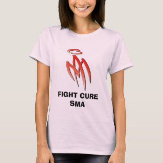 MA - logo, FIGHT CURE SMA T-Shirt