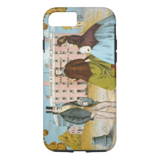 Ma! Look at that gentleman's boots! iPhone 7 Case