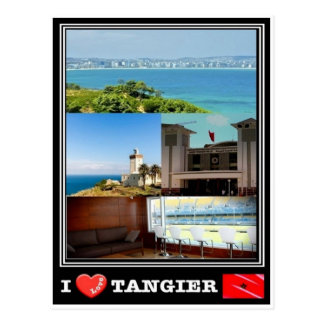 MA Marocco -  Tangier - Postcard
