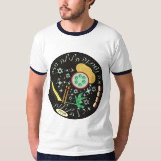 Ma Nishtana Halaila Haze Mikol Haleilot T-Shirt
