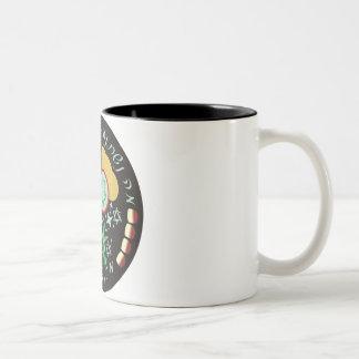 Ma Nishtana Two-Tone Coffee Mug