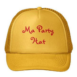 Ma Party Hat