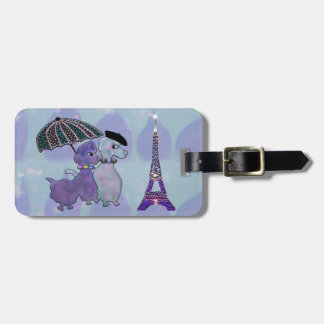 Ma Petite Belle Amour Tag For Luggage