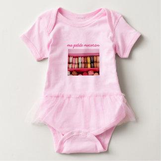 Ma petite macaron baby bodysuit