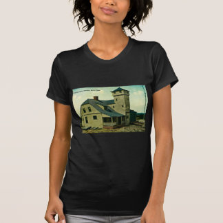 MA Salisbury Beach Life Saving Station Postcard T Shirts