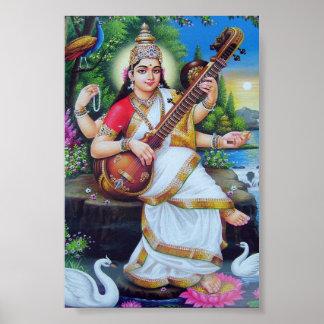 ma-saraswati posters