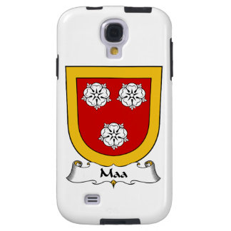 Maa Family Crest Galaxy S4 Case