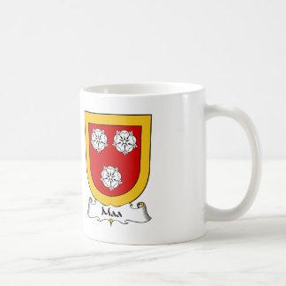 Maa Family Crest Coffee Mug