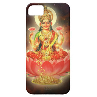 MAA MAHALAXMI DEVI INDIAN GODDESS OF WEALTH/ FORTU iPhone 5 COVERS