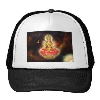 MAA MAHALAXMI DEVI INDIAN GODDESS OF WEALTH/ FORTU HAT
