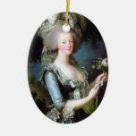 Maarie Antoinette  Ornament