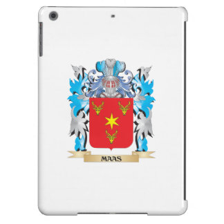 Maas Coat of Arms - Family Crest iPad Air Case