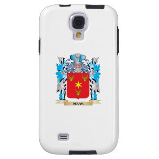 Maas Coat of Arms - Family Crest Galaxy S4 Case