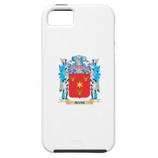 Maas Coat of Arms - Family Crest iPhone 5 Cover