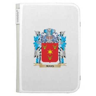 Maas Coat of Arms - Family Crest Cases For Kindle