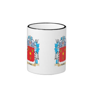 Maas Coat of Arms - Family Crest Mugs