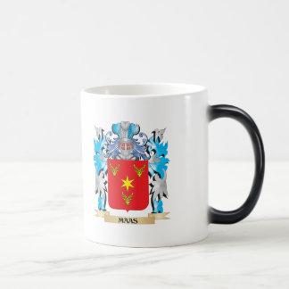 Maas Coat of Arms - Family Crest Coffee Mug