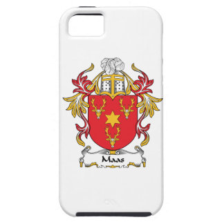 Maas Family Crest iPhone 5 Cover