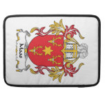 Maas Family Crest Sleeves For MacBooks