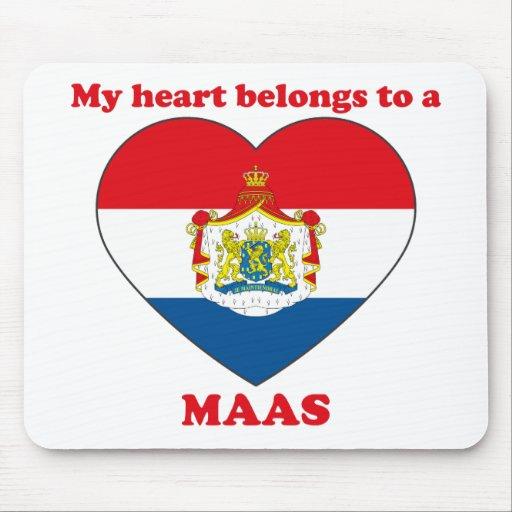 Maas Mouse Pad