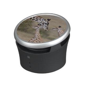 Maasai Giraffe (Giraffe Tippelskirchi) as seen Bluetooth Speaker