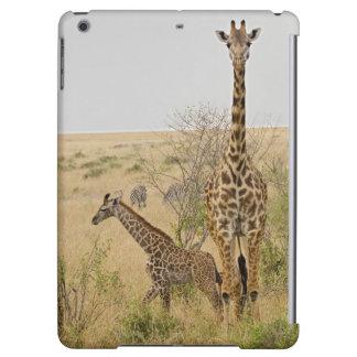 Maasai Giraffes roaming across the Maasai Mara Case For iPad Air