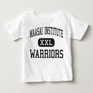 Maasai Institute - Warriors - High - Milwaukee Baby T-Shirt