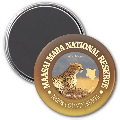 Maasai Mara National Reserve Magnet