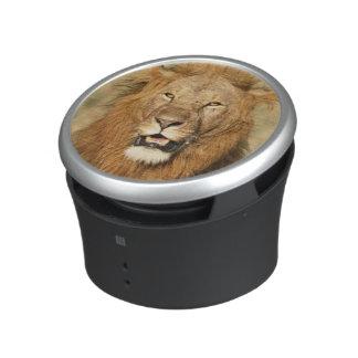 Maasai Mara National Reserve, Male Lion Bluetooth Speaker