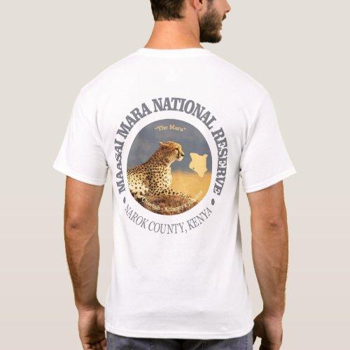 Maasai Mara National Reserve T_Shirt