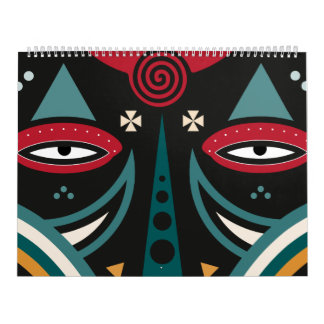 maasai warrior calendar
