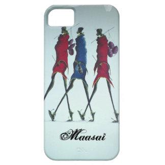 Maasai Warriors iPhone 5 Case