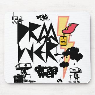 maash-w mouse pad