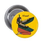 Maat 1 2 inch round button