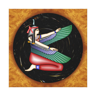 Maat Gallery Wrapped Canvas