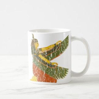 Maat kneeling coffee mug