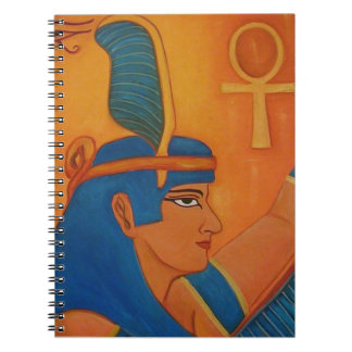 Ma'at notebook