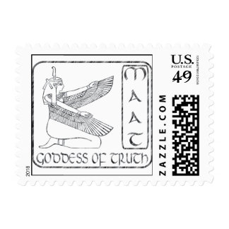 Maat Postage Stamps
