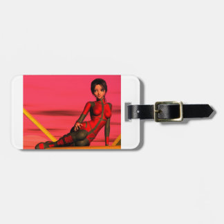 Maauro from My Outcast State by Edward McKeown Luggage Tag