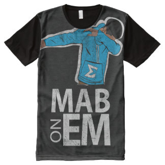 MAB ON EM Shirt (Black)