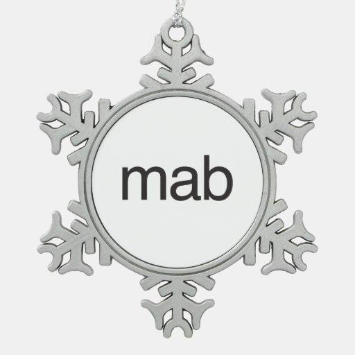 mab ornament