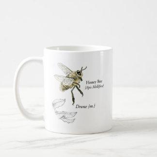 MABA Honey Bee Drone Mug