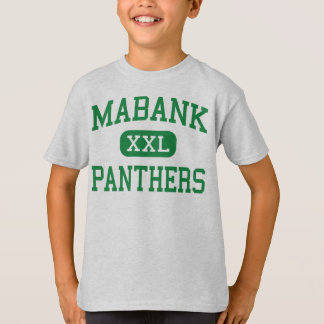 Mabank - Panthers - High School - Mabank Texas T-Shirt