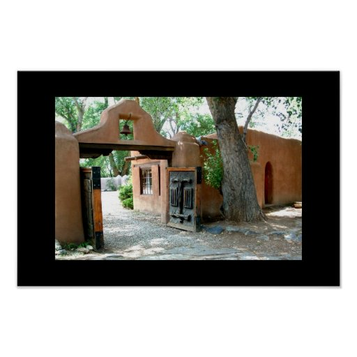 mabel dodge luhan house 4 poster zazzle. Cars Review. Best American Auto & Cars Review