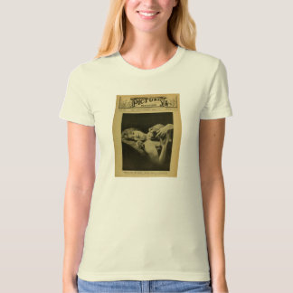 Mabel Normand 1915 Leopard silent movie T-Shirt