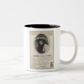 Mabel Normand 1917 Two-Tone Coffee Mug
