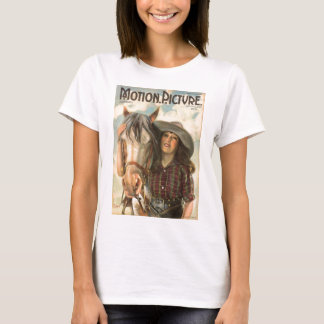 Mabel Normand 1922 portrait movie magazine T-Shirt