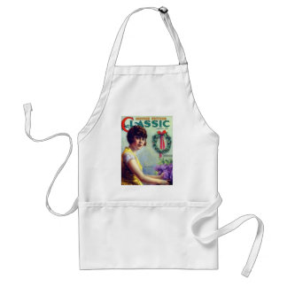 Mabel Normand Christmas Apron