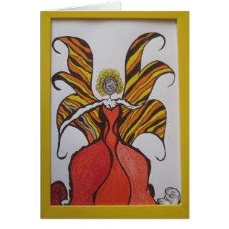 Mabel Stark Card